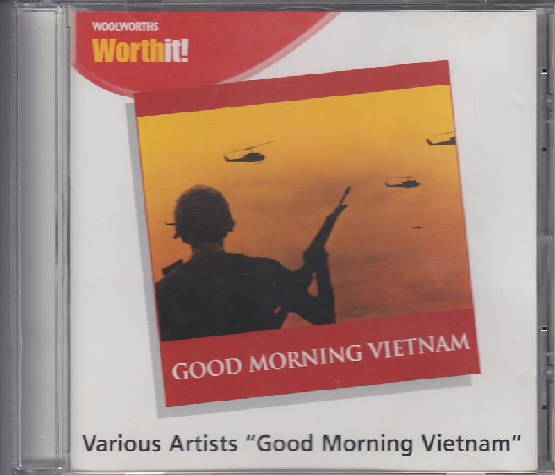 Good Morning Vietnam Nixon Testicles : Cd frgn pop