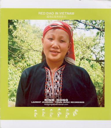 Kink Gong - Red Dao Vietnam